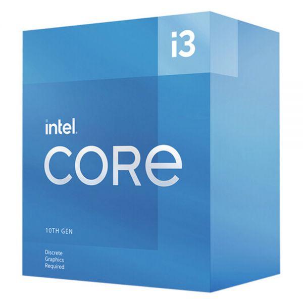 Intel Core i3-10105F 3.70Ghz QC 6MB Cach...