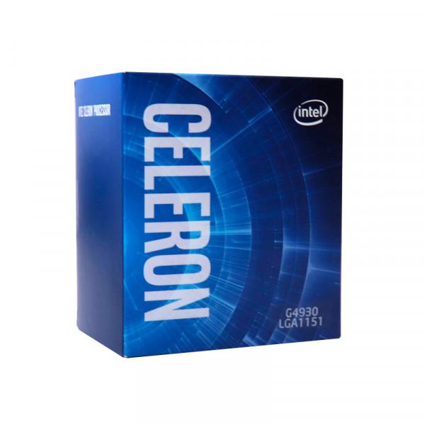 Intel Celeron G4930 3.2Ghz 2M Cache 53W ...