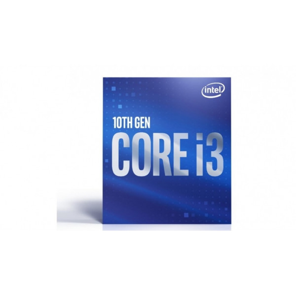 Intel Core i3-10100 3.60Ghz QC 6MB Cache...
