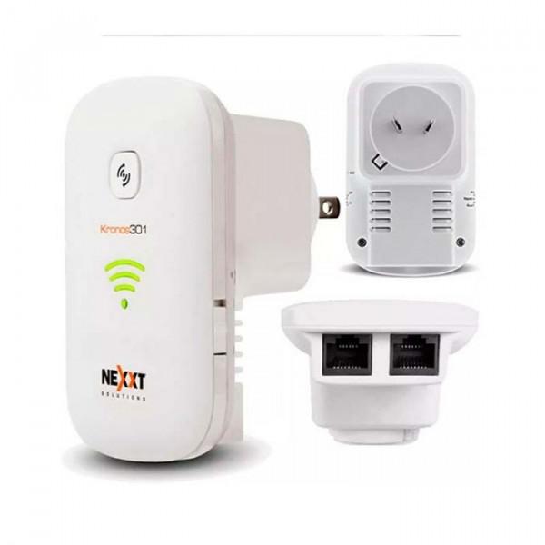 Router Nexxt Kronos 301 Range / 3 en 1 /...