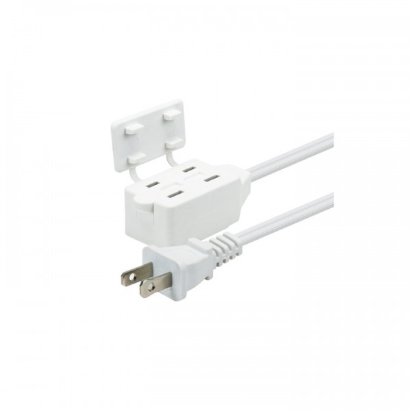 Extension Electrica Forza 3M FIC-2112WH
