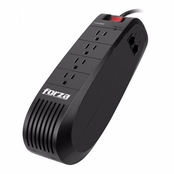 Regulador Forza FVR-1001 1000VA 4 Salida...