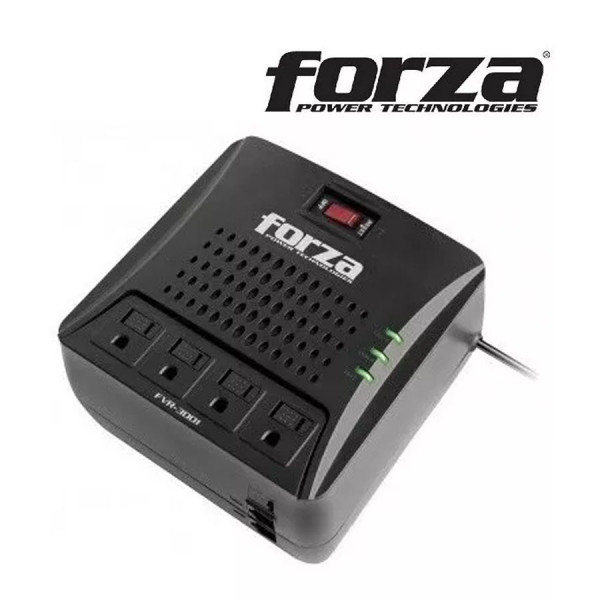 Regulador Forza FVR-3001 3000VA 1500W / ...