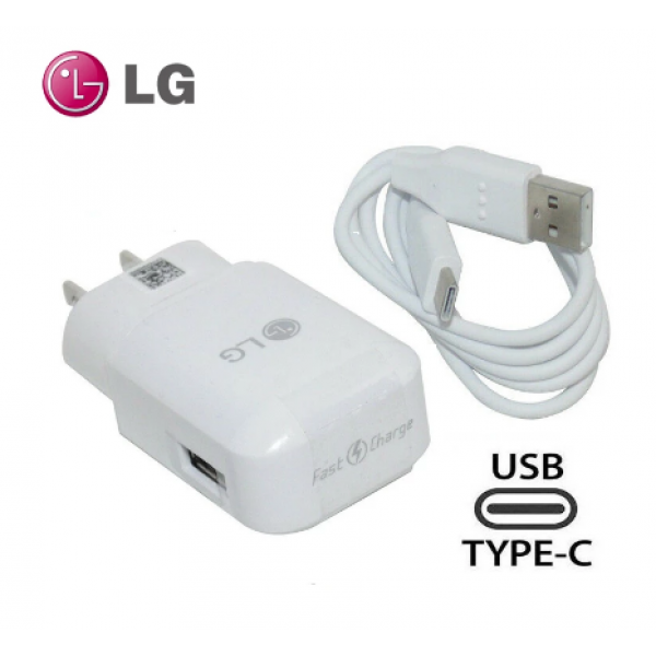 Cable Cargador USB LG Tipo C Travel Adap...