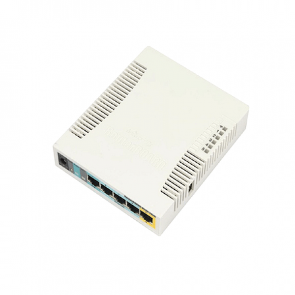 Router Inhalambrico Mikrotik RB951Ui 802...