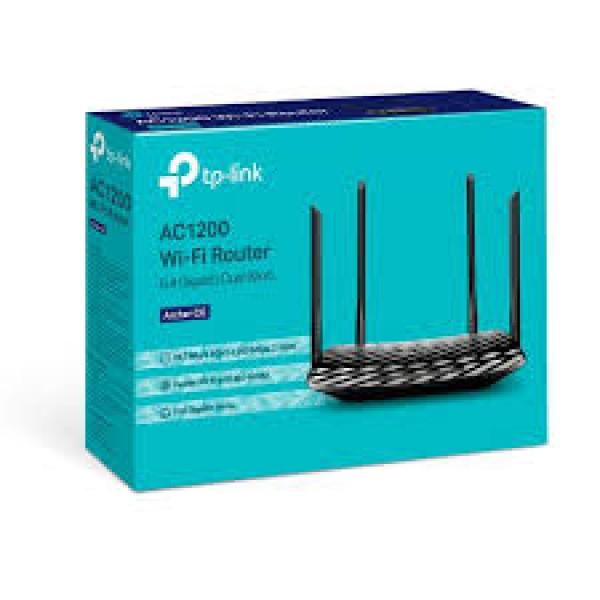 Router Inhalambrico TP-Link Archer C6 AC...