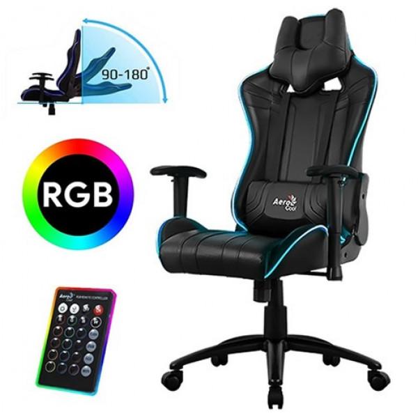 Silla Gaming Aerocool AC120 RGB