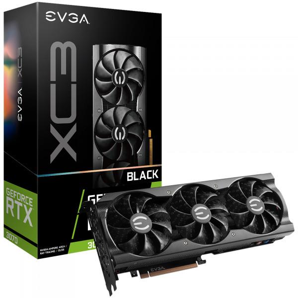 Tarjeta de Video / EVGA GeForce RTX 3070...