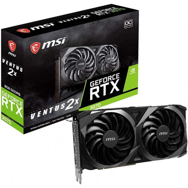 Video MSI GeForce RTX 3070 Ventus XS OC ...