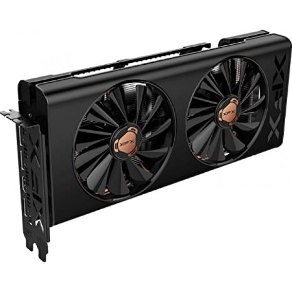Video XFX Radeon RX 5500 XT 8GB DDR6/ 3xDP/ 1xHDMI/  VDR Ready/ Freesync 2/ PCI-Ex 4.0