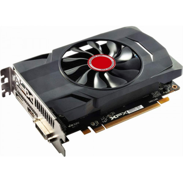 Video XFX Radeon RX 560 4GB DDR5 1xDP/ 1xHDMI/ 1xDVI/ HDR Ready/ FreeSync