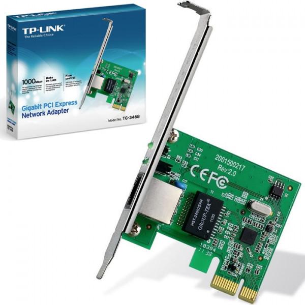Tarjeta de Red TP-Link TG-3468 Gigabit P...