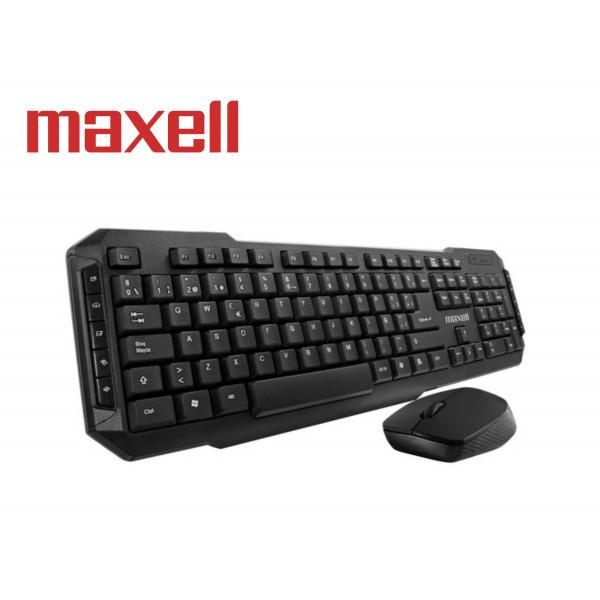 Combo de Teclado y Mouse Maxell WKBC-200