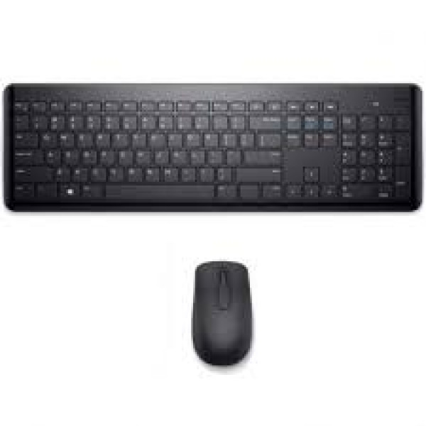 Combo de Teclado y Mouse Dell KM117 Wireless  USB