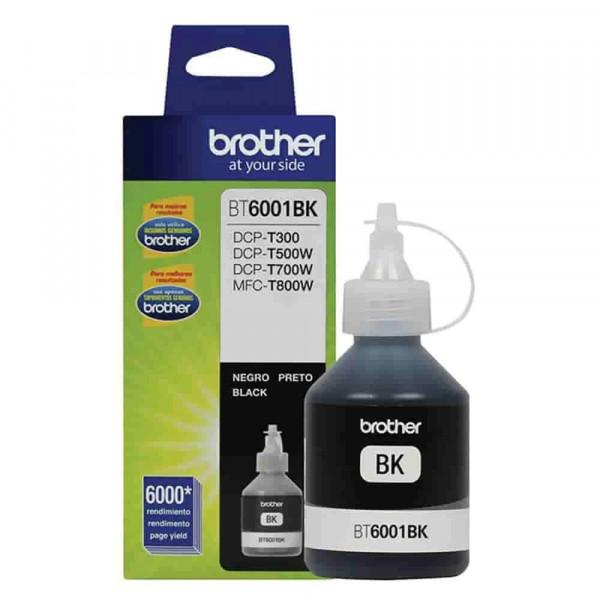 Botella de Tinta Brother BT-6001BK Black