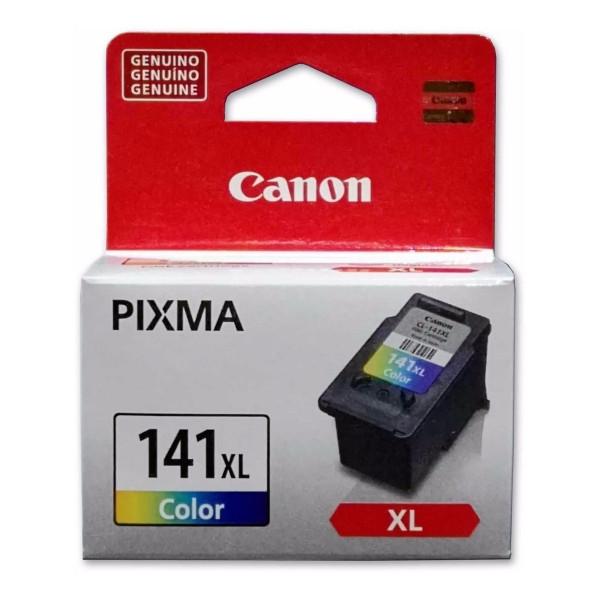 Cartucho de Tinta Canon CL-141XL Color