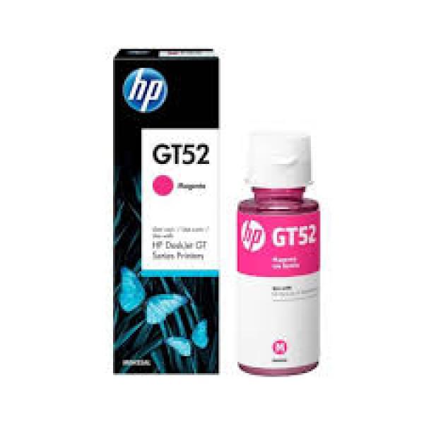 Botella de Tinta HP GT52 Magenta