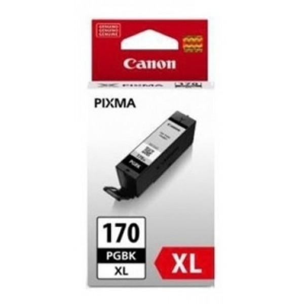 Cartucho de Tinta Canon PGI-170XL BK