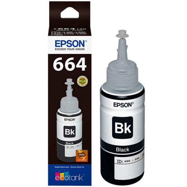 Botella de Tinta Epson T664120-AL para L...