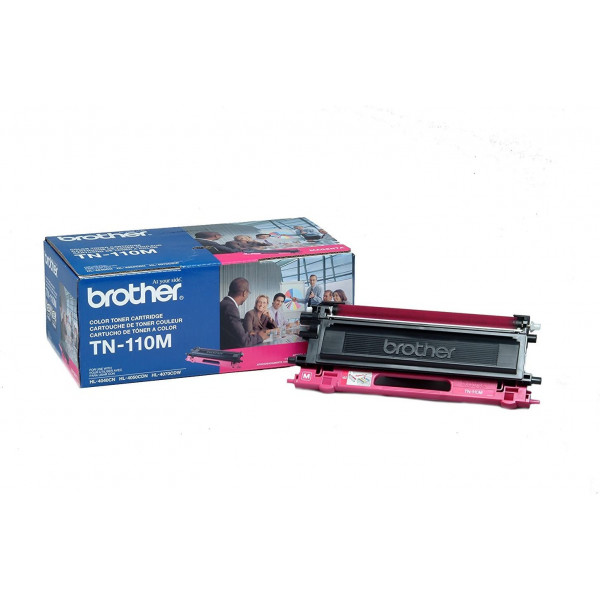 Toner Brother TN-110M Magenta 1500 pagin...