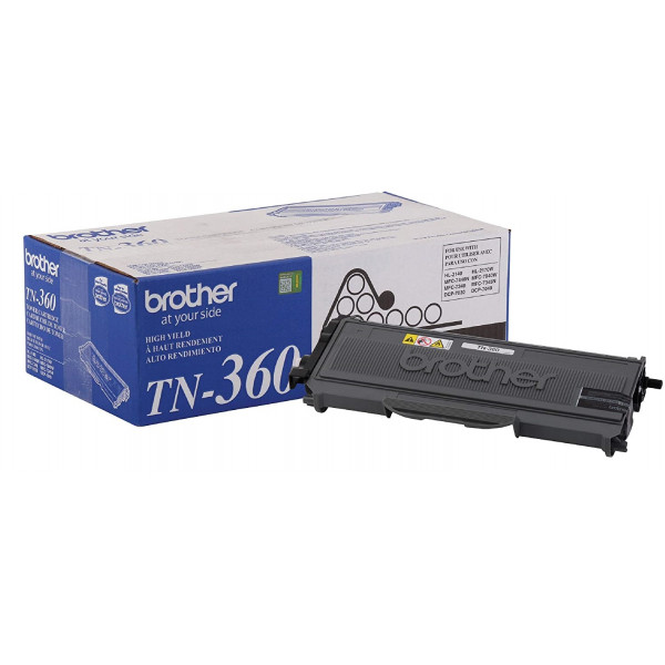 Toner Brother TN-360 para HL-2140 2500 p...