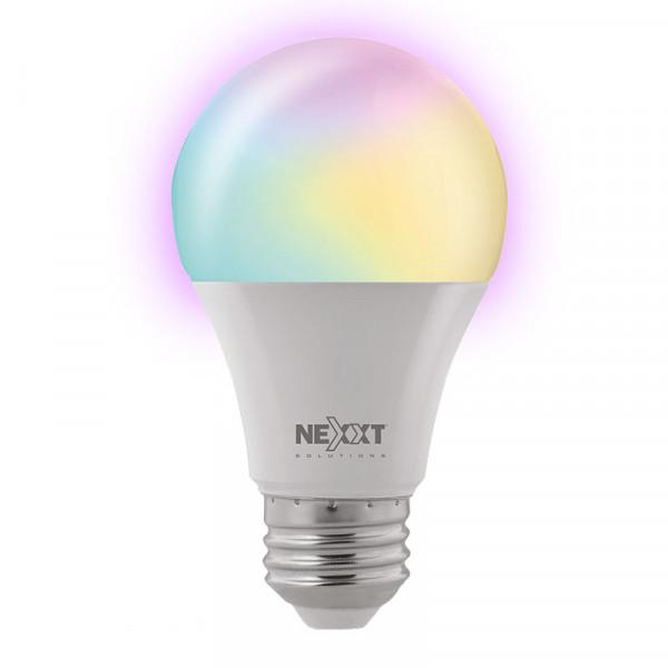 Foco Inteligente Nexxt Smart Wi-Fi LED /...