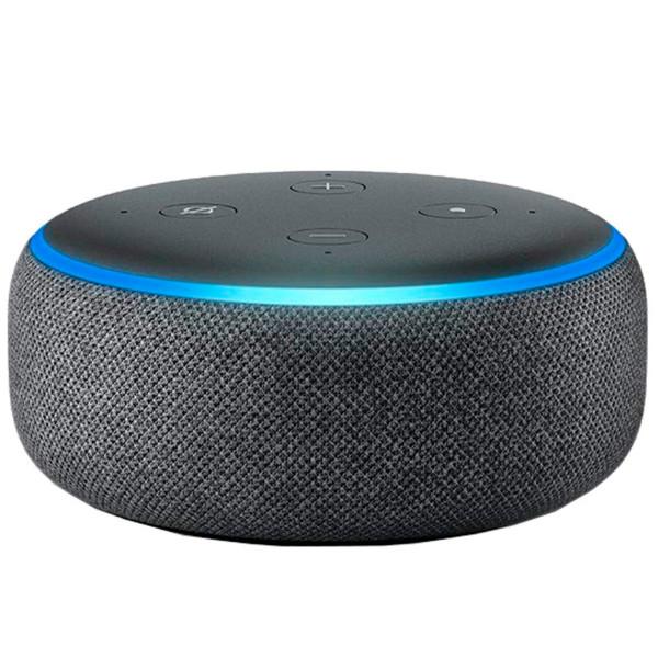 Bocina inteligente echo dot con Alexa