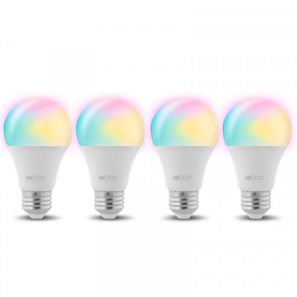Nexxt Smart Wi-Fi LED Foco Inteligente N...