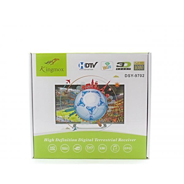 Kingmox DVB T2 DSY-9702 / decodificador ...