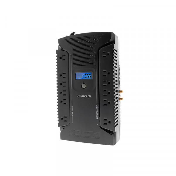 UPS FORZA HT-1000LCD 1000VA/500W C/Reg 1...
