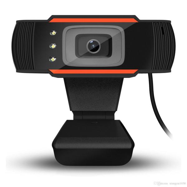 Webcam 480p Resolucion 640x480