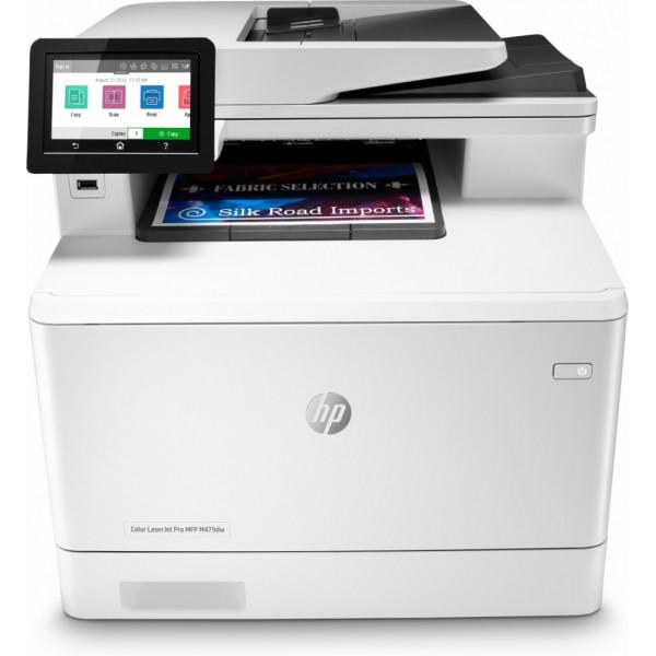 Multifuncional HP Color LaserJet Pro MFP...