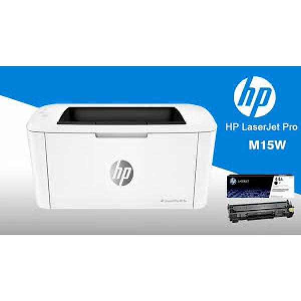 Impresora HP Laser Jet Pro M15W