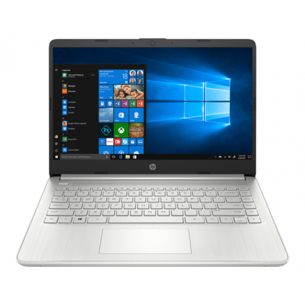 Notebook HP 14-dq1001la Core i3-1005G1 1...