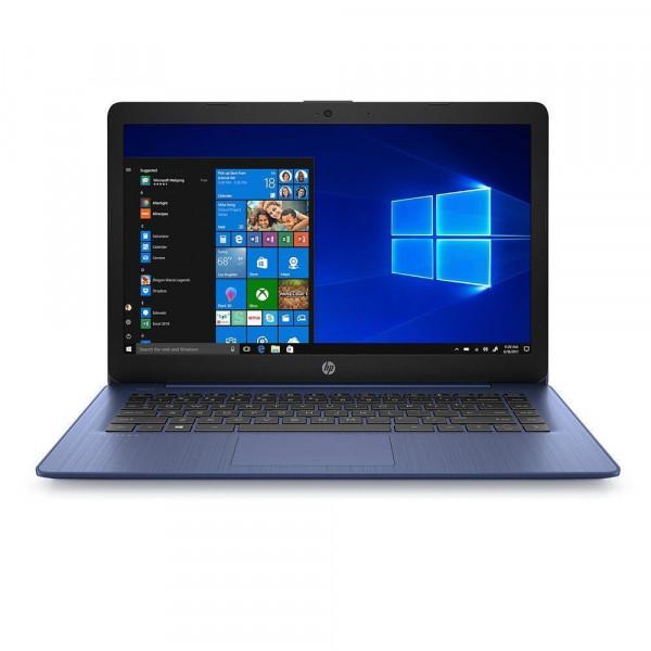 Notebook HP Stream 14-cb171wm Intel Celeron N4020 2.8Ghz/ 4GB DDR4/ Disco 64GB eMMC/ Win 10/ LED 14.0