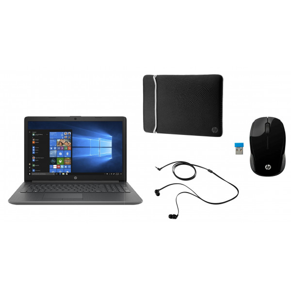 Notebook HP 15-DW1504LA Intel Celeron N4...