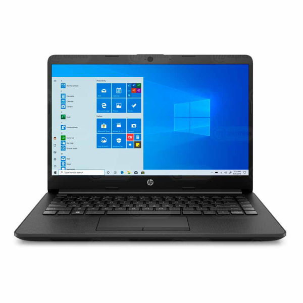 Notebook HP 14-cf3036la Intel Core i3-1005GI/ 2.3Ghz/ 4GB DDR4/ Disco 1.0TB/  Win 10/ LED 14.0/ WiFi